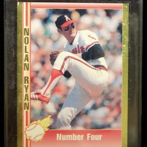 1991 Pacific Trading Cards Nolan Ryan Card