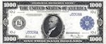 Large Federal Reserve Notes