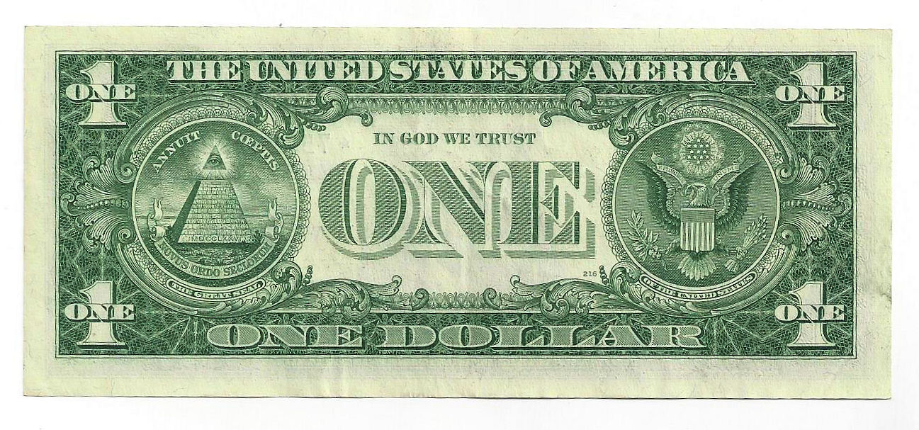 1957 the united states of america one dollar silver certificate 1betcityfo Images
